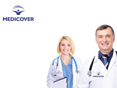 Modyfikacja logo firmy Medicover