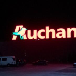 Rebranding marki Real. Auchan liderem rynku hipermarketów.