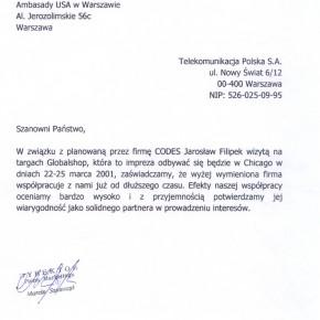 Referencje TPSA