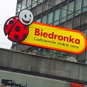 Rebranding Biedronki. Od dyskontu do supermarketu.