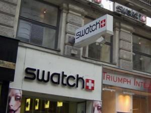 Swatch unikalne nazwy firm i marek